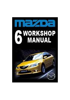 small engine repair manuals free download 1998 mazda mpv head up display mazda 6 and atenza 2002 2005 workshop manuals