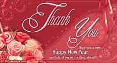 thank you letter for happy new year card wishing u lotsa free thank you ecards greeting cards 123 greetings