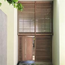porte entrée isolante porte d entr 233 e isolante en pvc aspect ch 234 ne clair