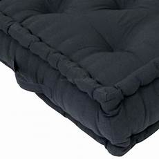 grand coussin de sol grand coussin de sol 60 cm etna anthracite d 233 co