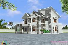 288 square meter mix roof house kerala home design and floor plans