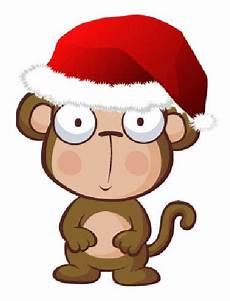 the manicured monkey merry christmas monkeys