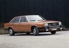 Audi 100 Gls 5e C2 Model Year 1979 Audi Mediacenter