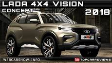 2018 Lada 4x4 Vision Concept Review Rendered Price Specs