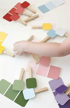 paint chip matching game tutorial