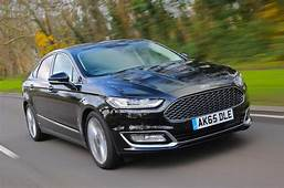 Ford Mondeo Gets Heavy Price Cuts In Bid To Fend Off SUV