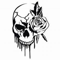 Bilder Zum Ausmalen Totenkopf Skull Thorns Ink Outline Ideas