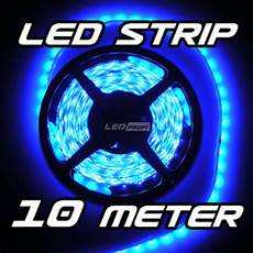 led strips 10 m led strip streifen blau 10 m 10m 600 x smd 3528 leds 12v