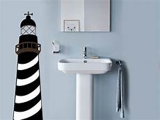lighthouse wall decal nautical decor ocean themed decor