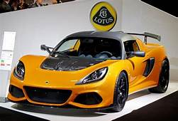 Exclusive British Lotus Cars To Be Made In China At New