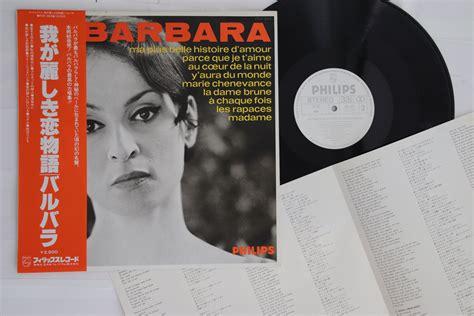 Dis Quand Reviendras Tu Barbara Paroles