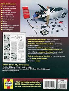 free car repair manuals 2003 cadillac cts auto manual cadillac cts cts v repair manual 2003 2014