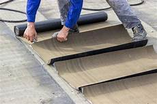 dachdecken mit dachpappe how to use roofing felt as a barrier articles