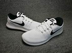 original nike free rn white black 831508 100 s running