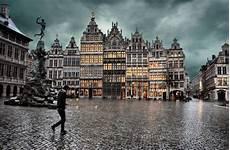 Wetter In Belgien - bad weather antwerp belgium by frank de loo pixdaus