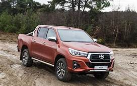 2020 Toyota Hilux First Look  TheCarsSpycom