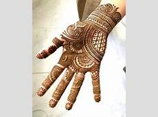 Palm Bhara style mehendi design   Download Free Palm Bhara