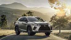 2020 lexus rx 350 f sport suv 2020 lexus rx gets big tech upgrades performance package