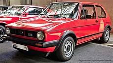 how it works cars 1984 volkswagen golf instrument cluster driving through history volkswagen golf gti