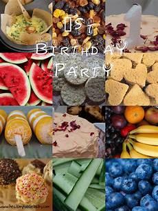 1st birthday food healthyfoodiebaby