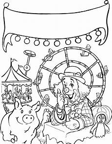 Fasching Malvorlagen Kostenlos Carnival Rides Coloring Pages And Print For Free