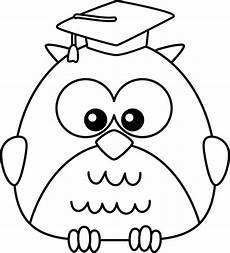 graduate owl coloring page graduate owl coloring page jpg