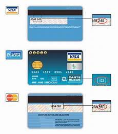 exemple de numero de carte bancaire