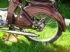 simson sr2 moped ddr