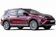 Toyota Rav4 Hybrid Review Carbuyer