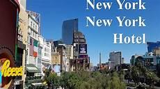 new york new york hotel las vegas walk through may 2017