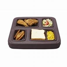 cook s brown 5 compartment gator trays