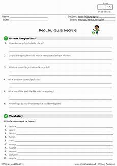 nature s recyclers worksheet answers 15143 315 free environment and nature worksheets