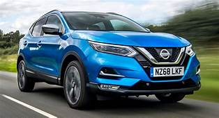 Nissan Qashqai Now Available With Renault Daimler