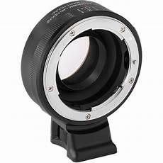 vello nikon f lens to sony e camera accelerator lag nex nf
