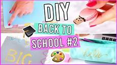 Diy Back To School 2 Customisez Vos Fournitures