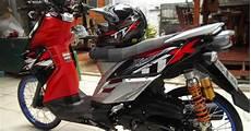 Variasi X Ride by Koleksi Variasi Motor X Ride Modifikasi Yamah Nmax
