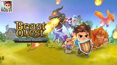 beast quest ultimate heroes android ios gameplay