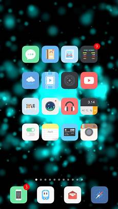 iphone dynamic wallpaper setting add new dynamic wallpapers to your iphone with particle