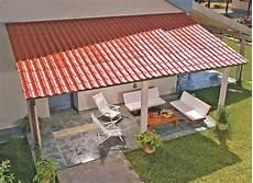 que mettre sur le toit d une pergola toit pour pergola maison parallele
