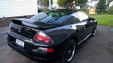 mitsubishi eclipse 2000 2000 mitsubishi eclipse gt turtle wax black box