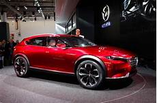 Mazda Ponders How Koeru Crossover Coup 233 Might Fit Into