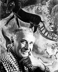 Marc Chagall Werke - marc chagall biography paintings facts britannica