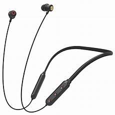 Nillkin Bluetooth Neckband Earphone Sports by Nillkin Soulmate Neckband Bluetooth Earphones Black