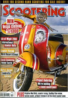magasin scooter scootering magazine specialist car and vehicle
