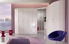 armadi con cabina ad angolo armadio ad angolo con cabina laccato bianco lucido