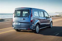 2019 Ford Transit Connect Wagon Debuts In Chicago  The