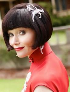 miss fisher haircut pin on american girl doll