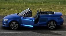 Preis Test Audi A3 Limousine Cabrio Ein Dynamisches Duo