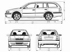 2001 Skoda Octavia Combi Skoda Cars