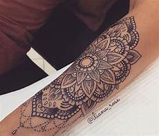 Mandala Arm - pin by leatherwood on tatspiration tattoos
